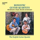 Play & Download Romantic Guitar Quartets by The English Guitar Quartet | Napster