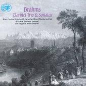 Brahms: Clarinet Trio & Sonatas on Original Instruments by Richard Burnett