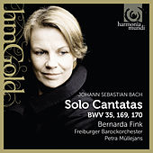 Play & Download Bach: Solo Cantatas, BWV 35, 169, 170 by Various Artists | Napster