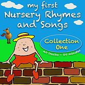 My First Nursery Rhymes and Songs Collection One by Kidzone