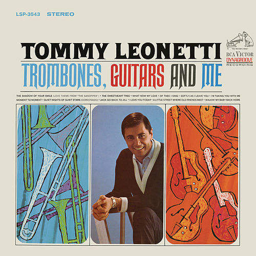 Play & Download Trombones, Guitars and Me by Tommy Leonetti | Napster
