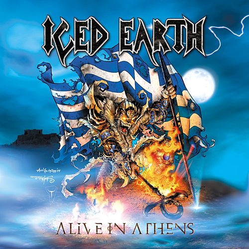 Play & Download Alive In Athens (Live) by Iced Earth | Napster