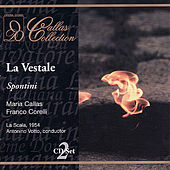 Play & Download Spontini: La Vestale by Orchestra of La Scala | Napster