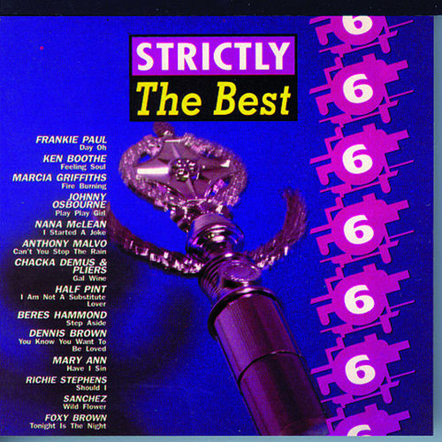 Play & Download Strictly The Best Vol. 6 by Various Artists | Napster