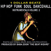 Play & Download Hip Hop Soul Funk Instrumentals: Volume 2 by 1dollarbeatz | Napster