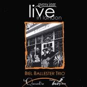 Gypsy Jazz Live in London by Biel Ballester Trio