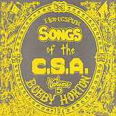 Homespun Songs of the C. S. A., Volume 5 by Bobby Horton