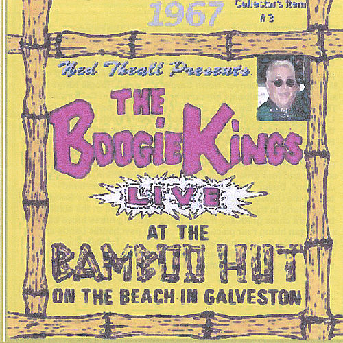Play & Download Live At the Bamboo Hut by The Boogie Kings | Napster