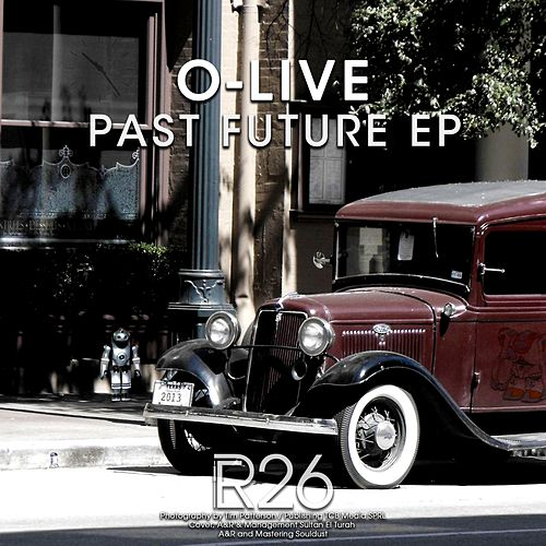 Past Future by Olive