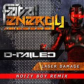 Play & Download Laser Damage (Noizy Boy Remix) by D-Railed | Napster
