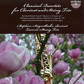 Crusell, Mozart & Hummel: Classical Quartet for Clarinet and String Trio by Lucerne String Trio