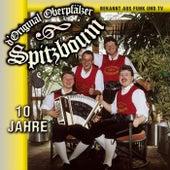 Play & Download 10 Jahre Oberpfälzer Spitzboum by D'original Oberpfälzer Spitzboum | Napster