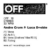 Verve - Single by Andre Crom