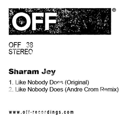 Play & Download Like Nobody Does by Sharam Jey | Napster
