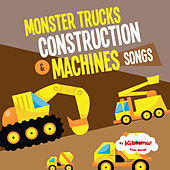 Monster Trucks & Construction Machines Songs by Various Artists