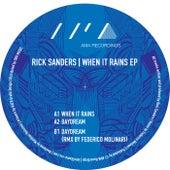 When It Rains - Single by Rick Sanders