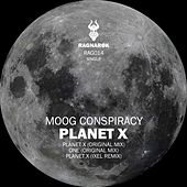 Planet X by Moog Conspiracy