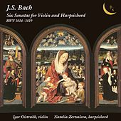 J.S. Bach: 6 Sonatas for Violin & Harpsichord, BWV 1014-1019 by Various Artists
