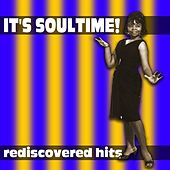 It's Soultime! Rediscovered by Various Artists