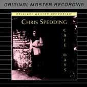 Play & Download Cafe Days by Chris Spedding | Napster