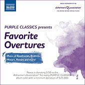 Play & Download Purple Classics Presents: Favorite Overtures by Various Artists | Napster