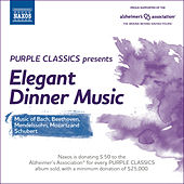 Purple Classics Presents: Elegant Dinner Music by Various Artists