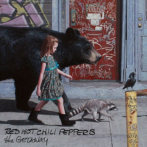 We Turn Red by Red Hot Chili Peppers