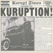 Kuruption! by Kurupt