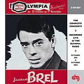 Play & Download Olympia '61 & '64 by Jacques Brel | Napster