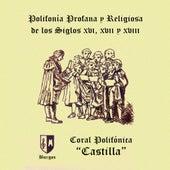 Play & Download Polifonía Profana y Religiosa de los Siglos XVI, XVII y XVIII (En Directo) by Coral Polifónica Castilla | Napster