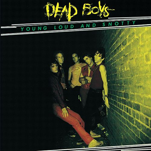 Young Loud And Snotty by Dead Boys