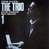 The Trio, Vol. 1 by Cedar Walton
