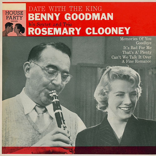 Date With The King by Rosemary Clooney