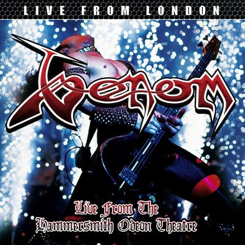 Live From London de Venom