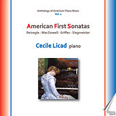 Anthology of American Piano Music, Vol. 1 by Cecile Licad