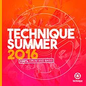 Play & Download Technique Summer 2016 (100% Drum & Bass) by Various Artists | Napster