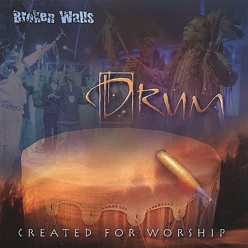 Play & Download Created for Worship by Broken Walls | Napster
