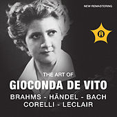Play & Download The Art of Gionconda de Vito by Gioconda De Vito | Napster