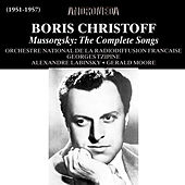 Mussorgsky: The Complete Songs by Boris Christoff