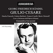 Play & Download Handel: Giulio Cesare by Boris Christoff | Napster