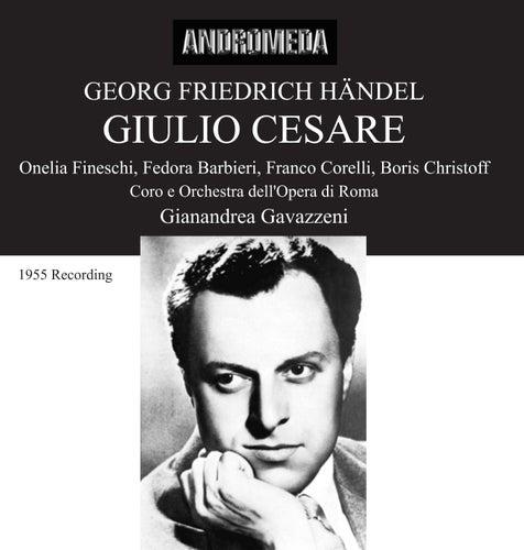 Play & Download Handel: Giulio Cesare by Boris Christoff | Napster