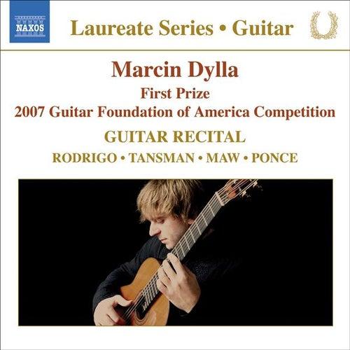Play & Download Guitar Recital: Dylla, Marcin - RODRIGO, J. / TANSMAN, A. / MAW, N. / PONCE, M. by Marcin Dylla | Napster