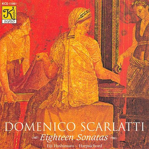 Play & Download SCARLATTI: Keyboard Sonatas by Eiji Hashimoto | Napster