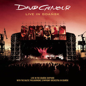 Live In Gdansk by David Gilmour