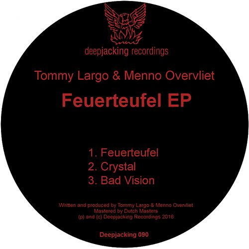 Feuerteufel - Single by Tommy Largo