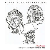 Interview with Robin Ross DJ 1990 von Bee Gees