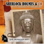 Folge 24: Der grinsende Gott von Sherlock Holmes & Co