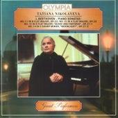 Beethoven: Piano sonatas No. 11-14 by Tatiana Nikolayeva