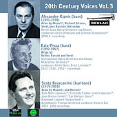 Play & Download 20th Century Voices, Vol. 3 by Various Artists | Napster