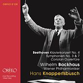 Beethoven: Orchestral Works (Live) by Various Artists